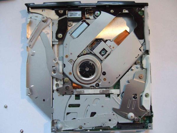 cd aus slot in laufwerk manuell entfernen hardware. Black Bedroom Furniture Sets. Home Design Ideas