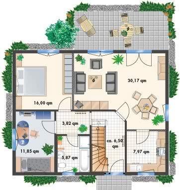 hausplaner arcon f r mac software forum. Black Bedroom Furniture Sets. Home Design Ideas