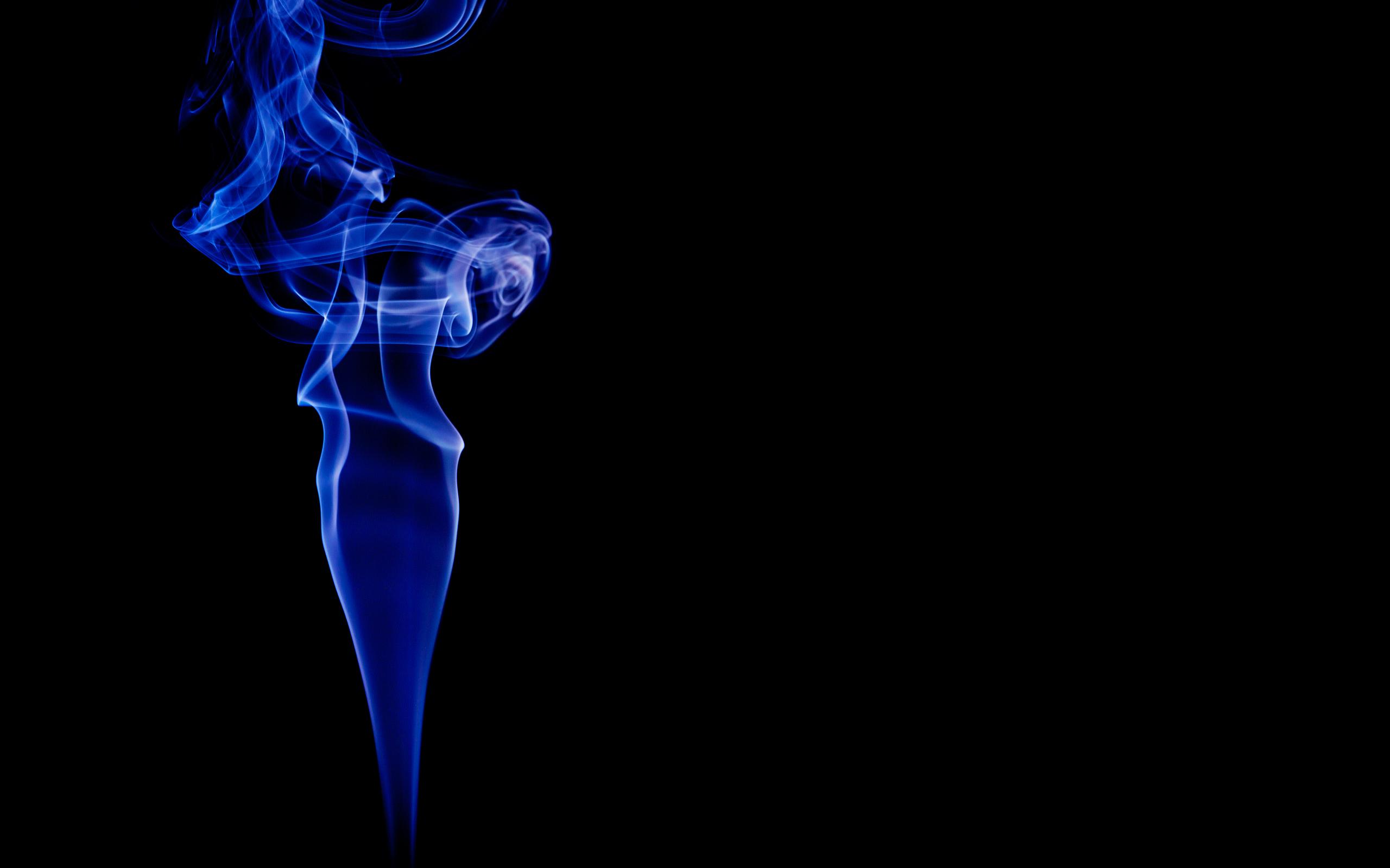 Rauch Wallpaper Schwarz Weiß