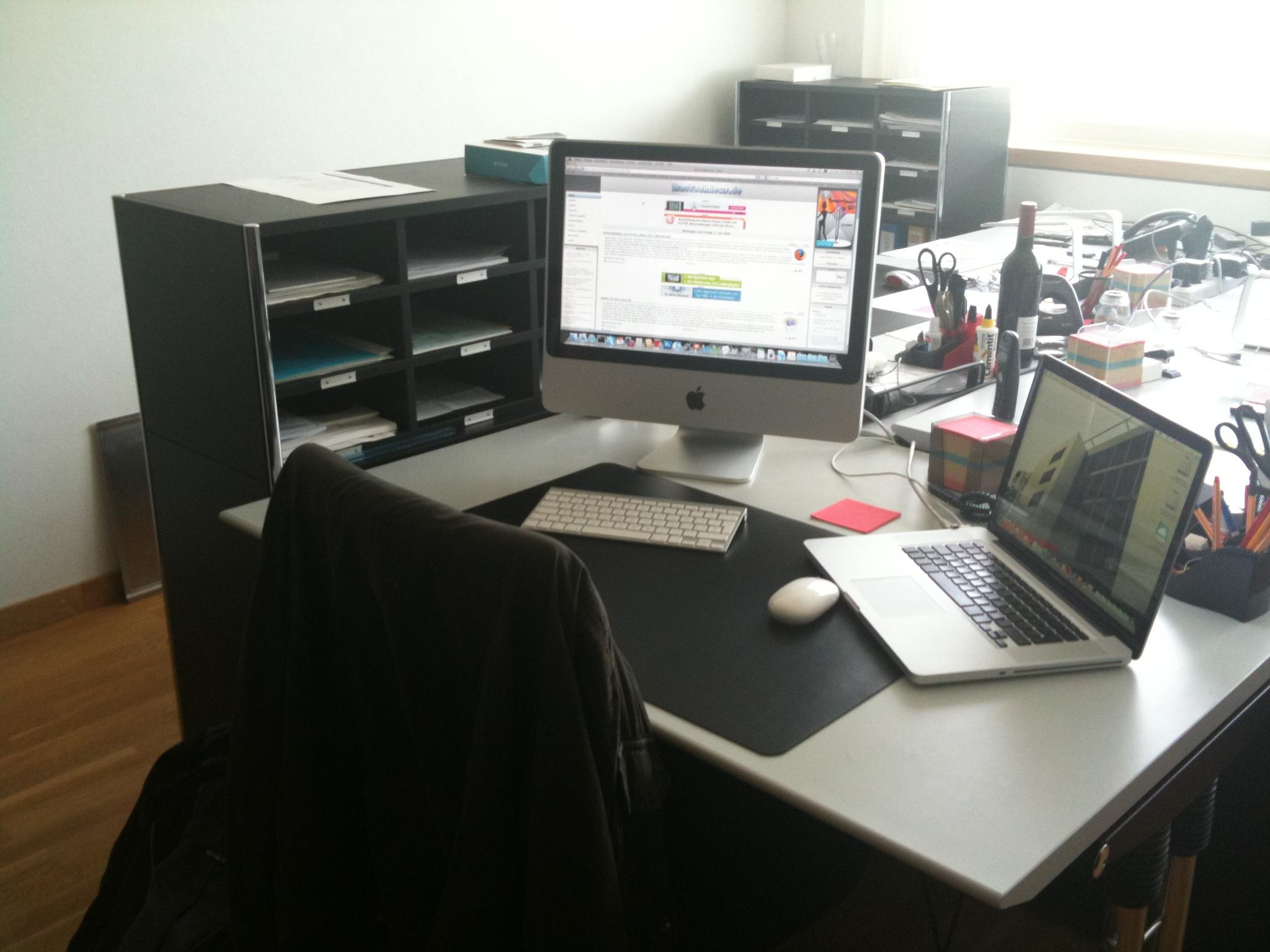 Arbeitsplatz Informatik Lehrling ;-) | Hardware | Galerie ...
