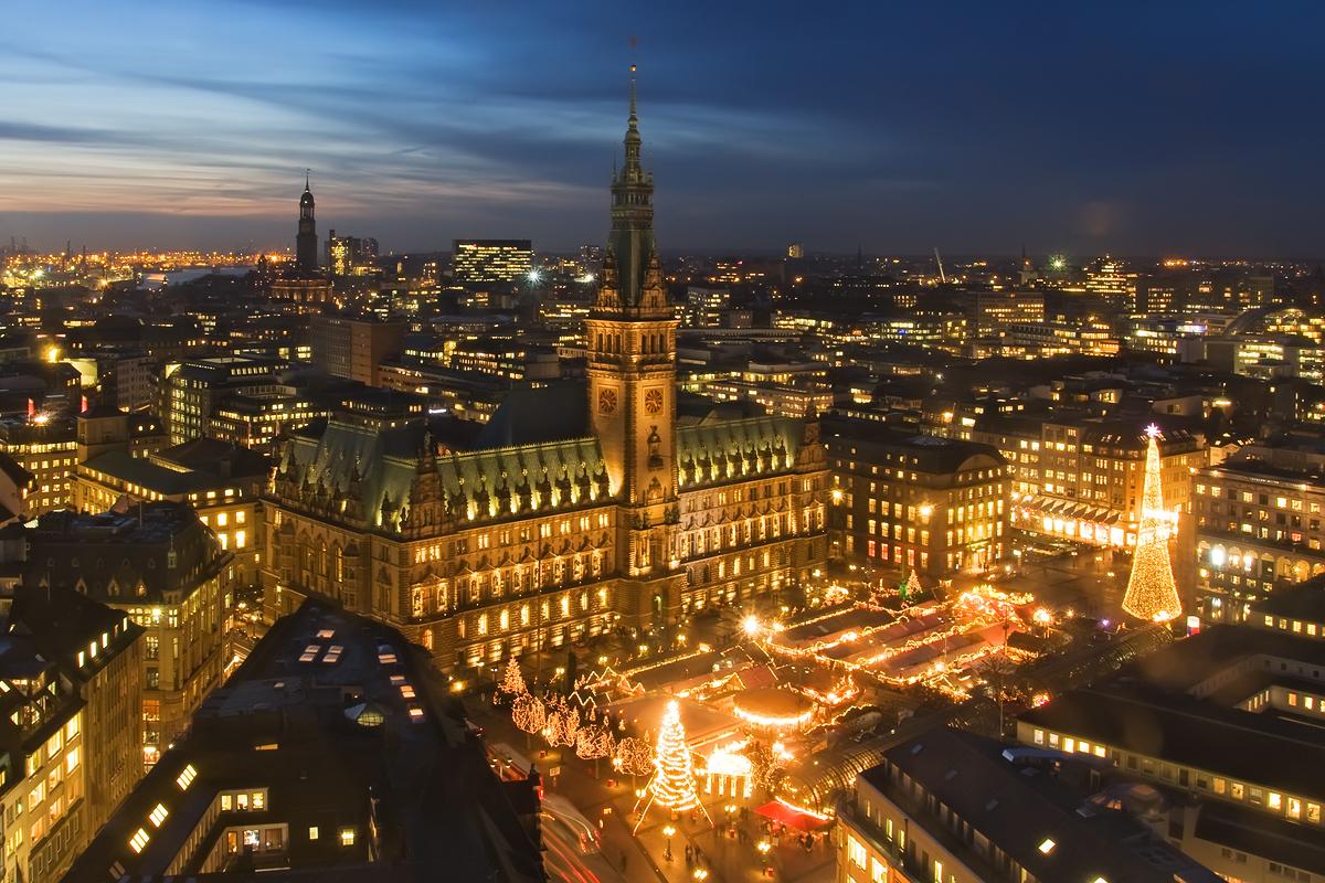 Weihnachtsmarkt Hamburg 2021 Datum