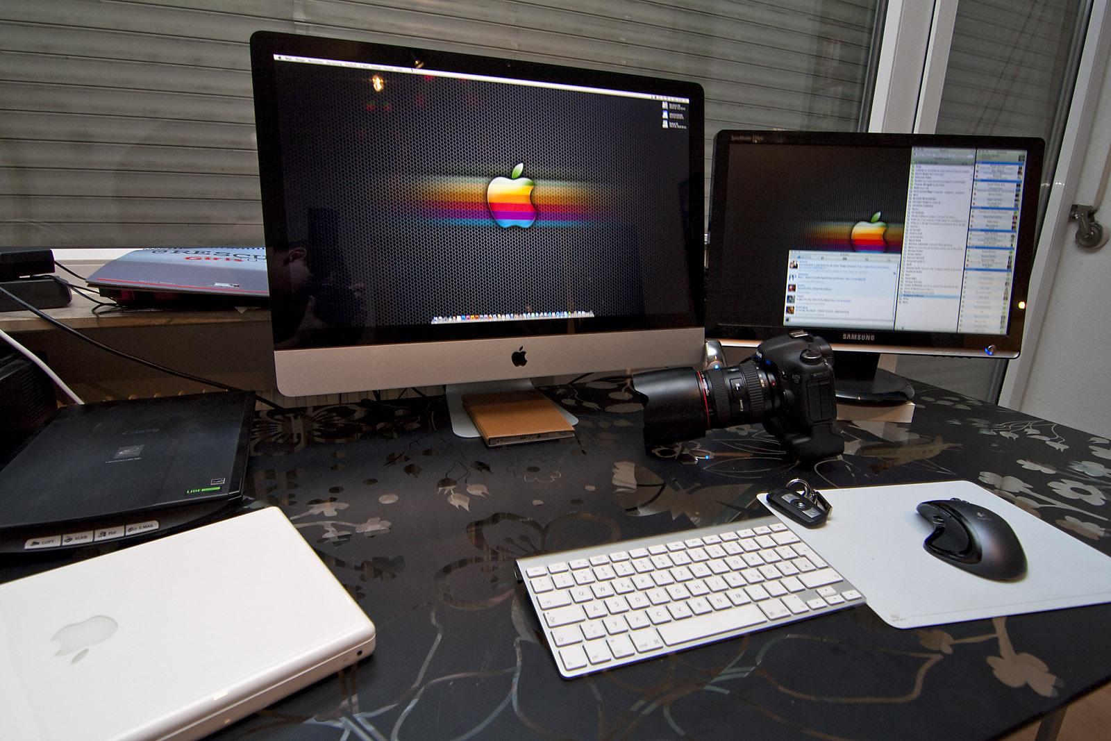Und Noch Ein Schreibtisch Hardware Galerie Mactechnewsde