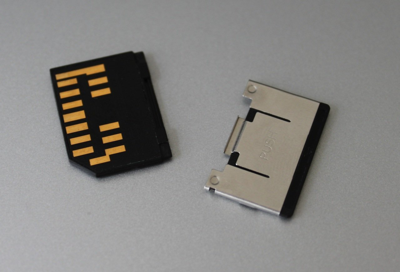 Sdxc Kartensteckplatz.64 Gb Mini Sdxc Karte Fur Macbooks Vorgestellt News