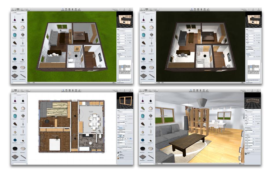 Synium Veröffentlicht Wohnungsplaner Myfourwalls In Version 10