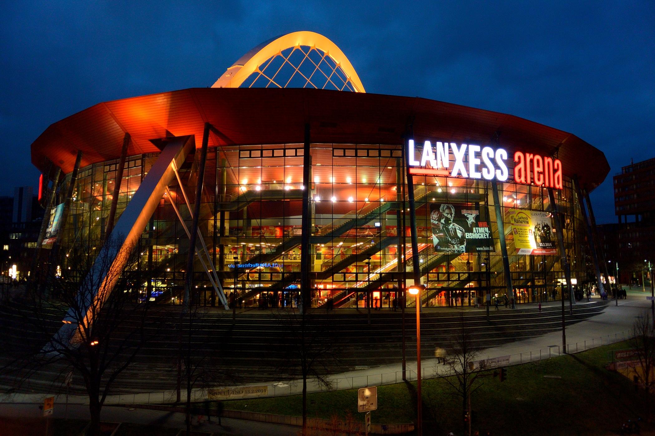 Köln Lanxess Arena