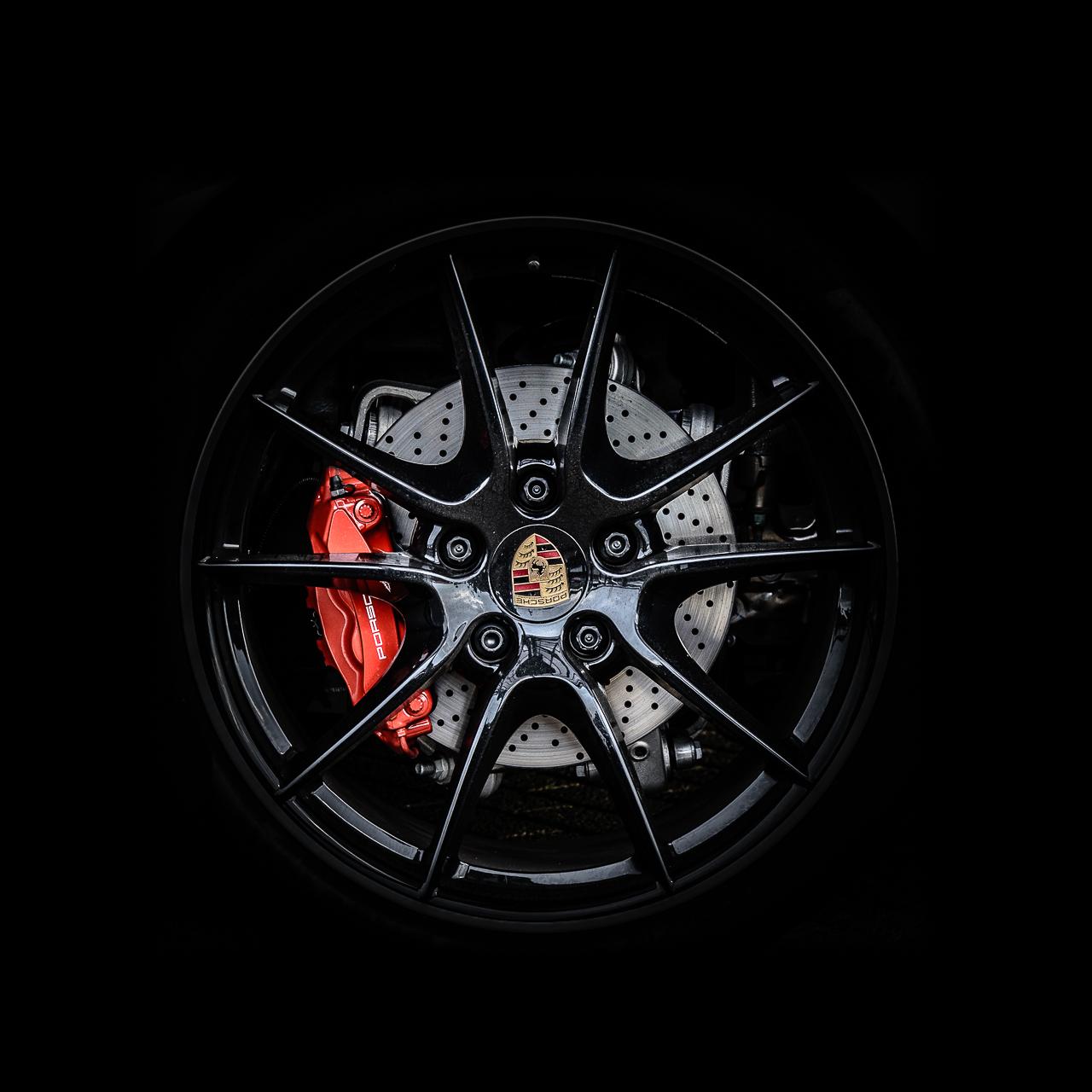 Porsche 911 Engine Test Stand: Beißwerkzeug
