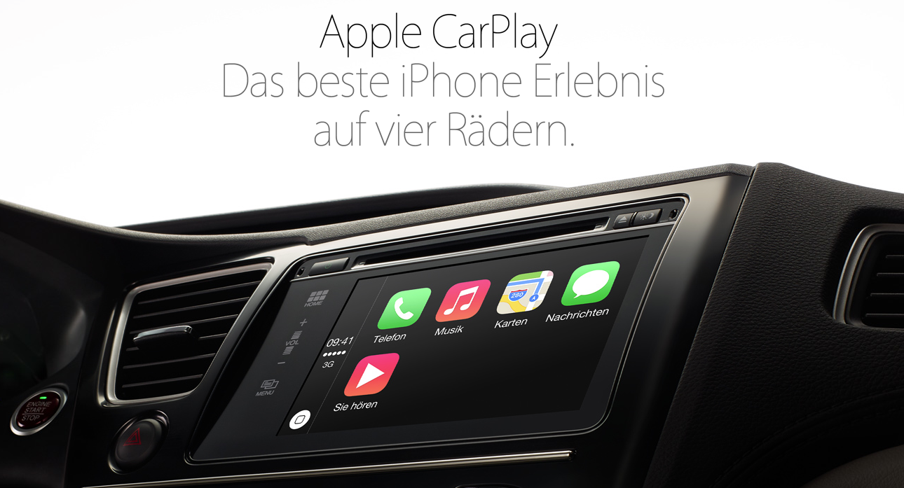 carplay bald in jedem auto m glich news. Black Bedroom Furniture Sets. Home Design Ideas