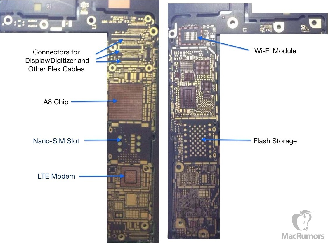 New Iphone Se 2 May Not Be Released In The Uk Market further Iphone 5 Hintergrundbeleuchtung Defekt Problem Geloest likewise Iphone 5 Motherboard Pictured likewise 121897434011 also Ifixits Trip Inside The New Ipad Mini With Retina. on iphone 5s logic board