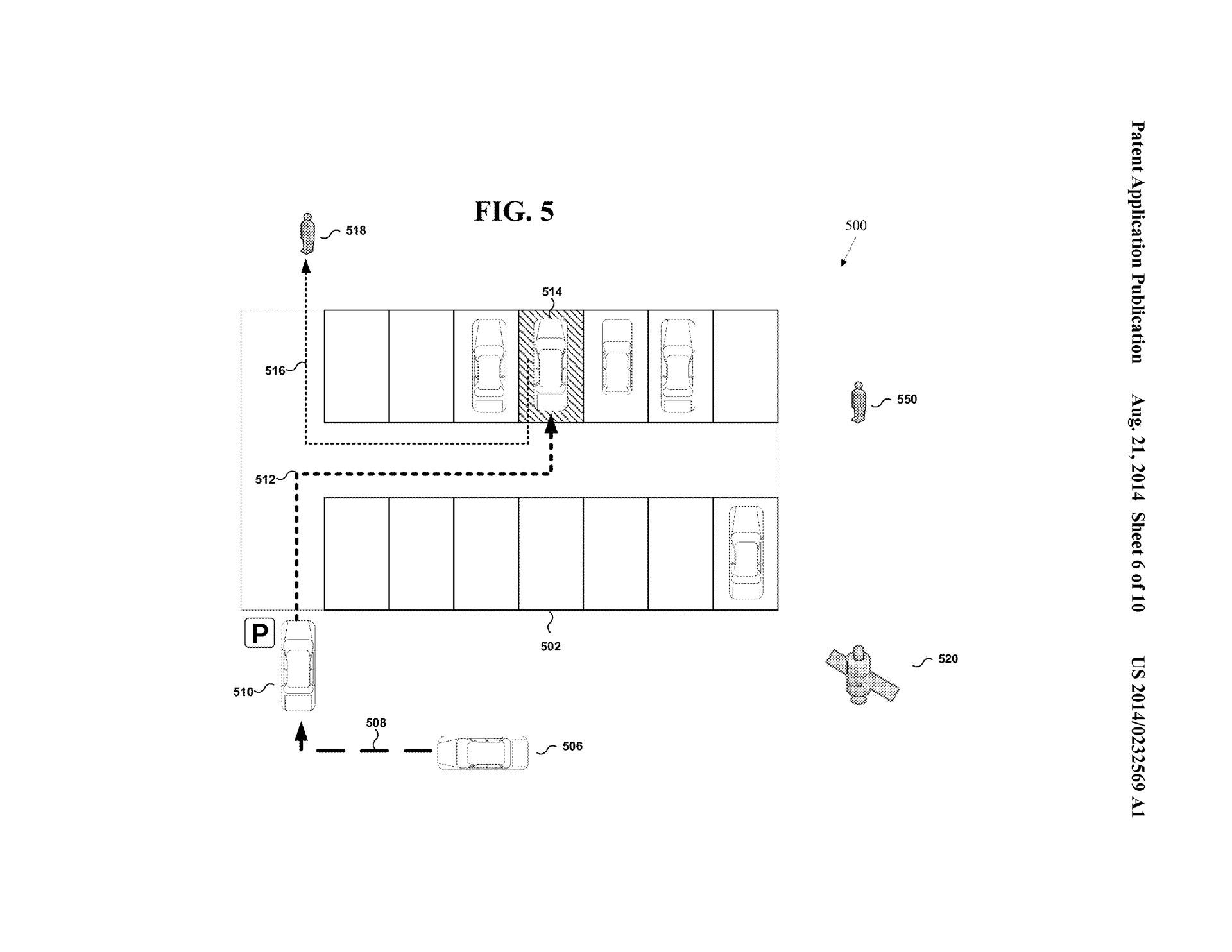 apple patent parkplatz mit carplay merken news. Black Bedroom Furniture Sets. Home Design Ideas