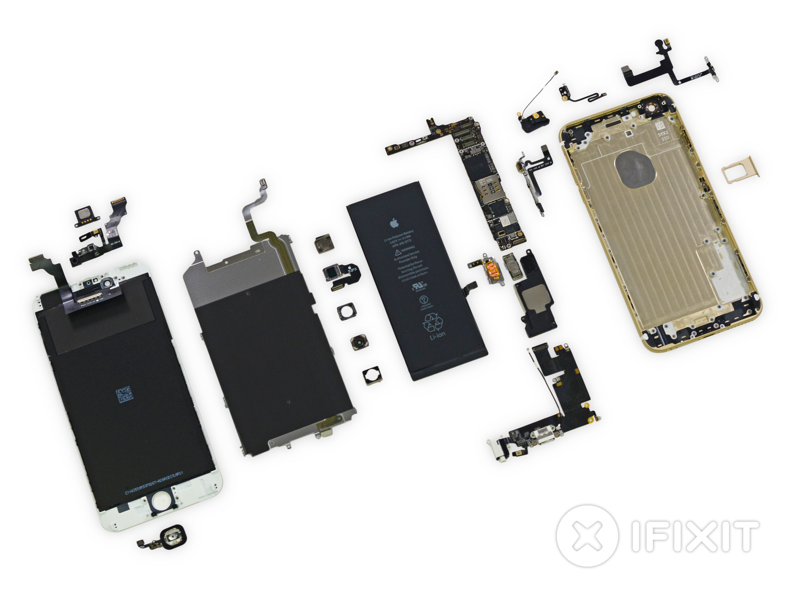 how to open a iphone 5 ifixit zerlegt das iphone 6 news mactechnews de 18929
