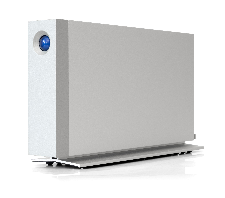 praxistest lacie d2 externe festplatte mit ssd modul. Black Bedroom Furniture Sets. Home Design Ideas