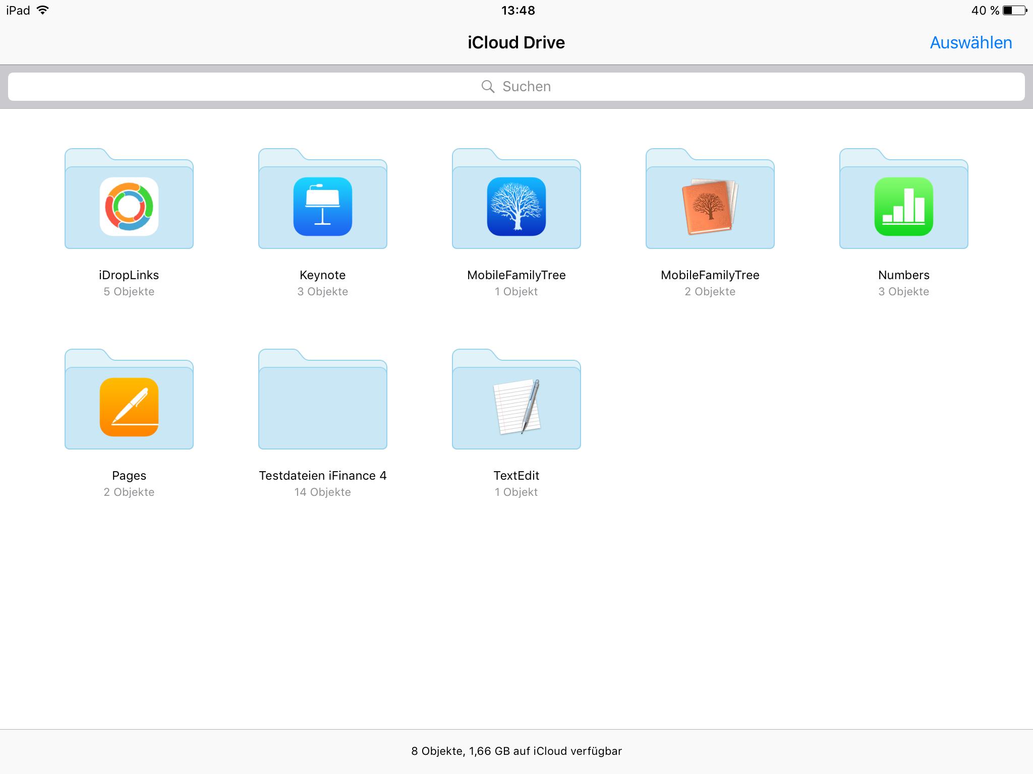 iOS-Tipp: iCloud Drive als App auf dem Homebildschirm anzeigen ...