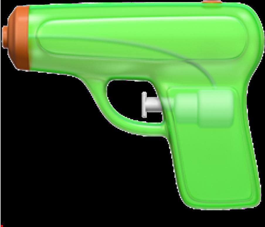 Old Fashioned Hand Gun