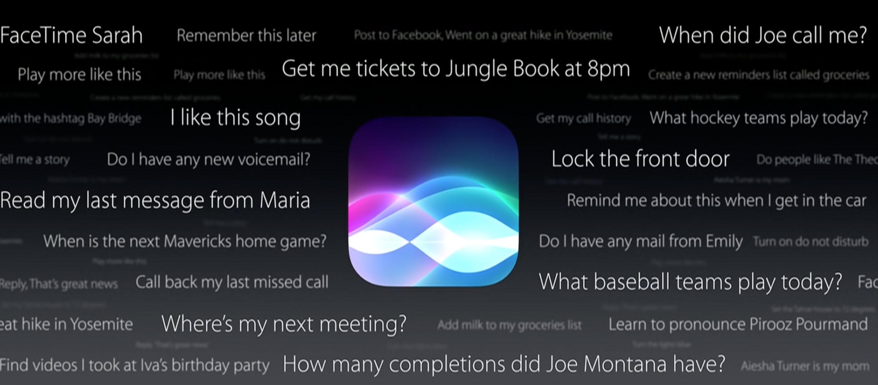 Apple Siri Von Einer Halben Milliarde Menschen Aktiv Genutzt News
