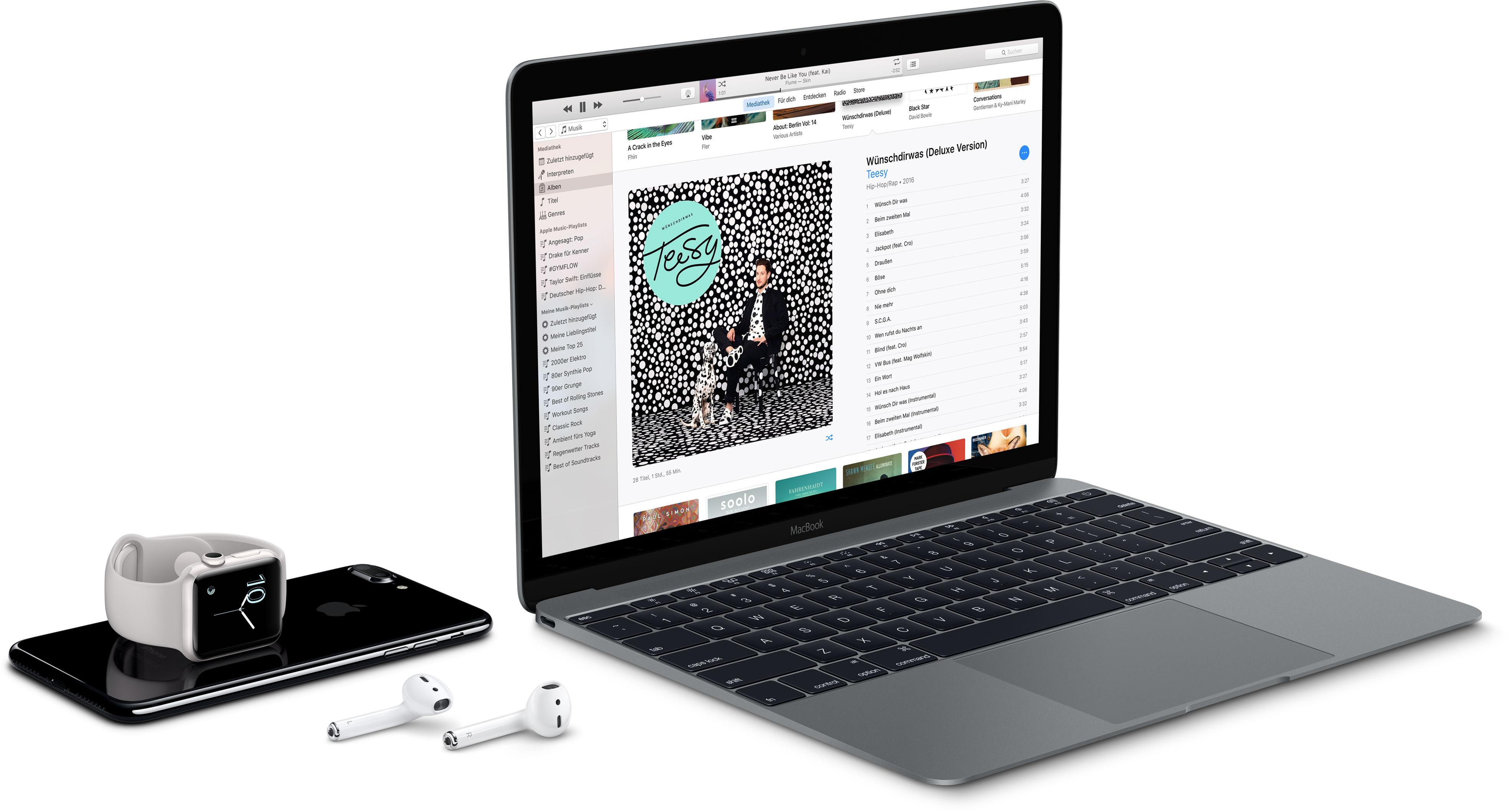AirPods Apple nennt technische Details und Systemanforderungen ...