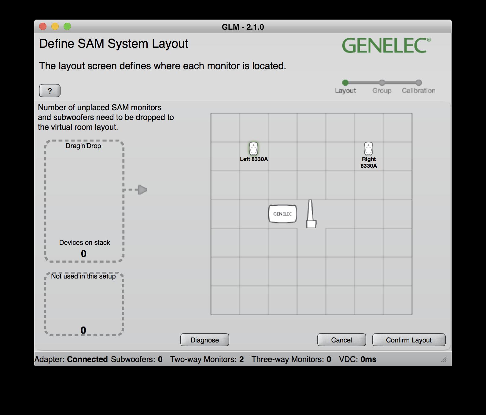 Test Lautsprecher: Genelec 8330A Studio Monitore mit automatischer ...