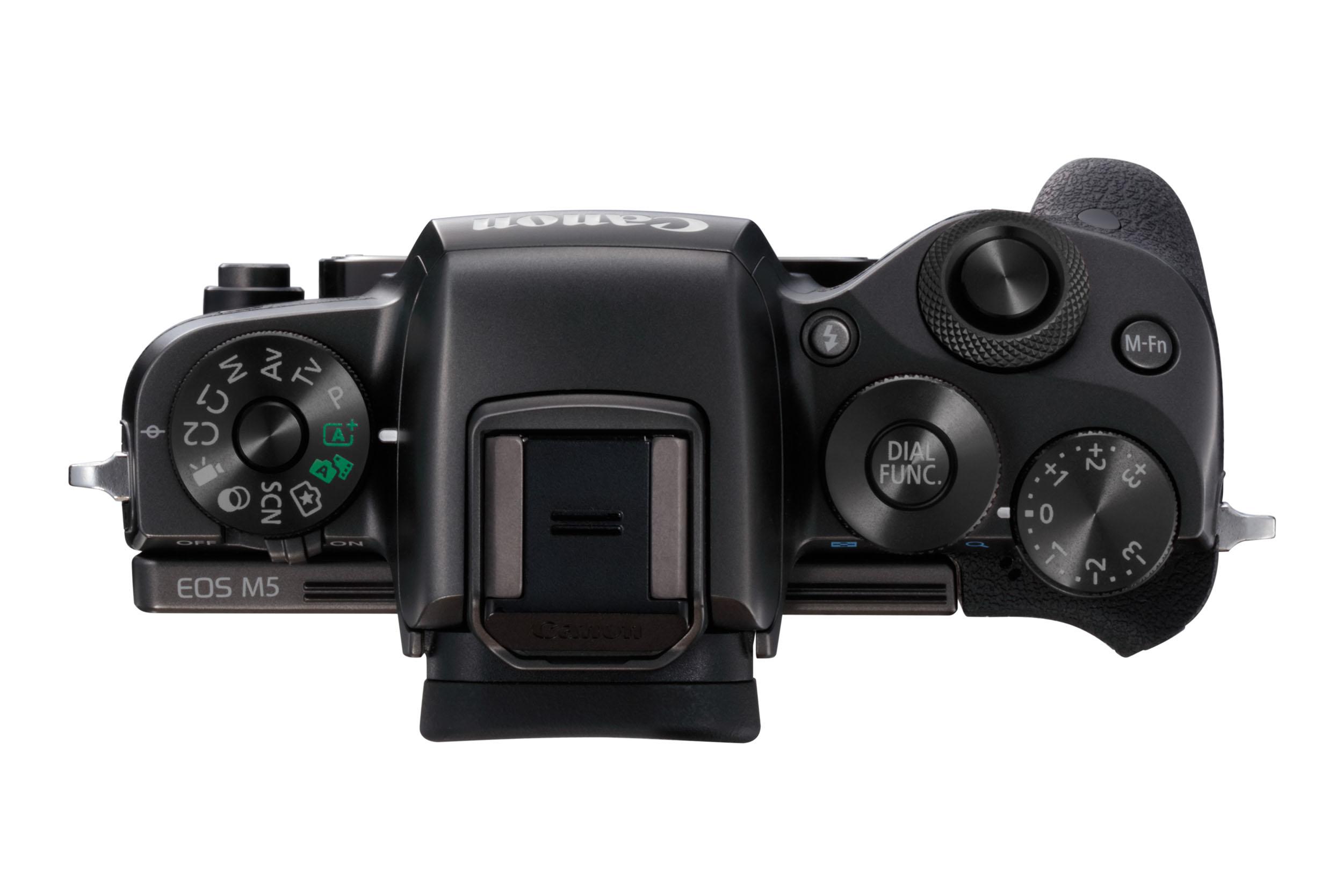 Canon stellt neue spiegellose Kamera EOS M5 vor | News | MacTechNews.de