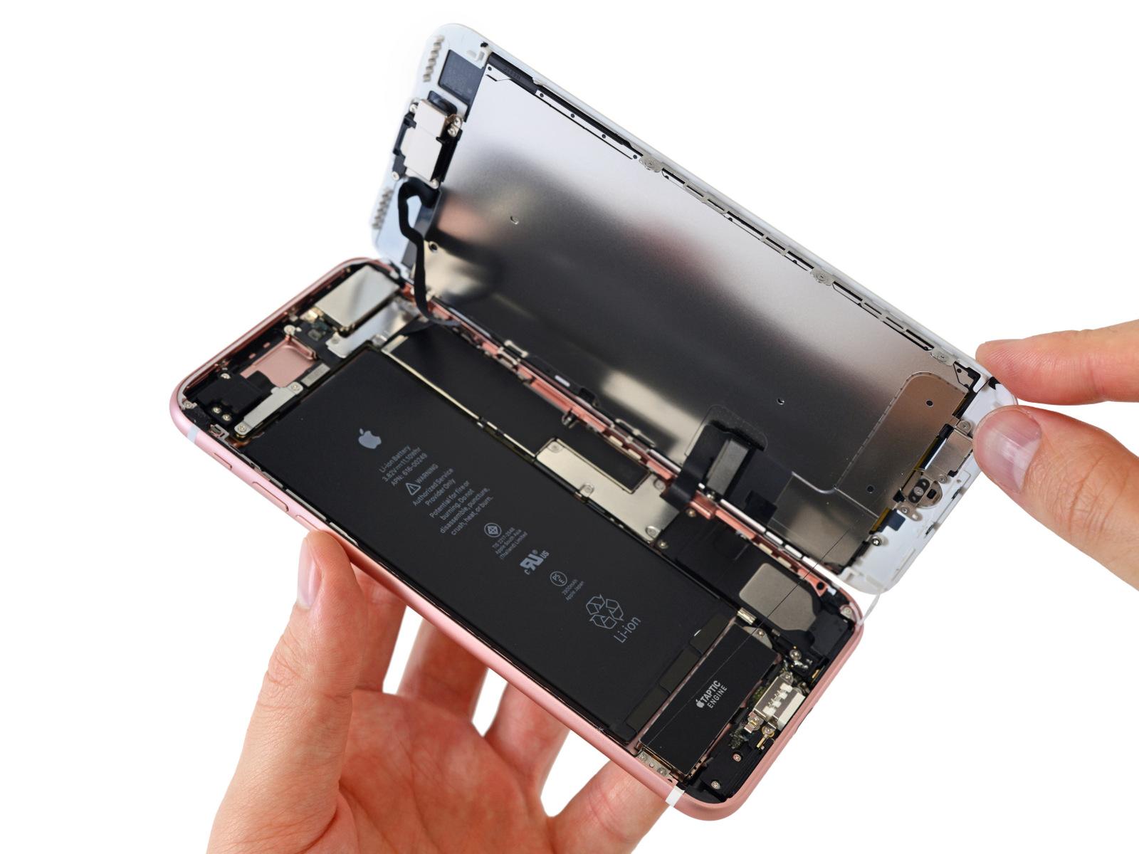 iphone 7 innenleben