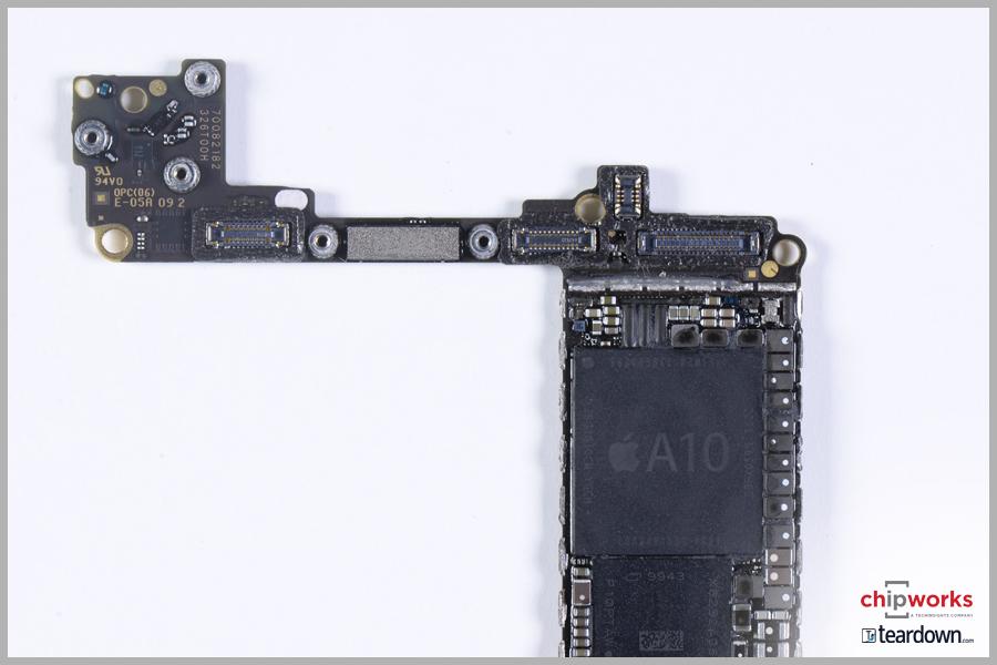 A10-Prozessor des iPhone 7 im Detail - CPU-Kerne als Paare ...