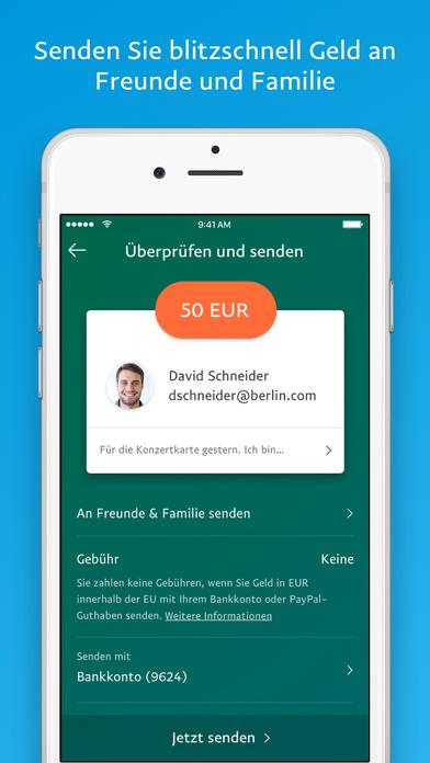 Paypal Neue Bankverbindung
