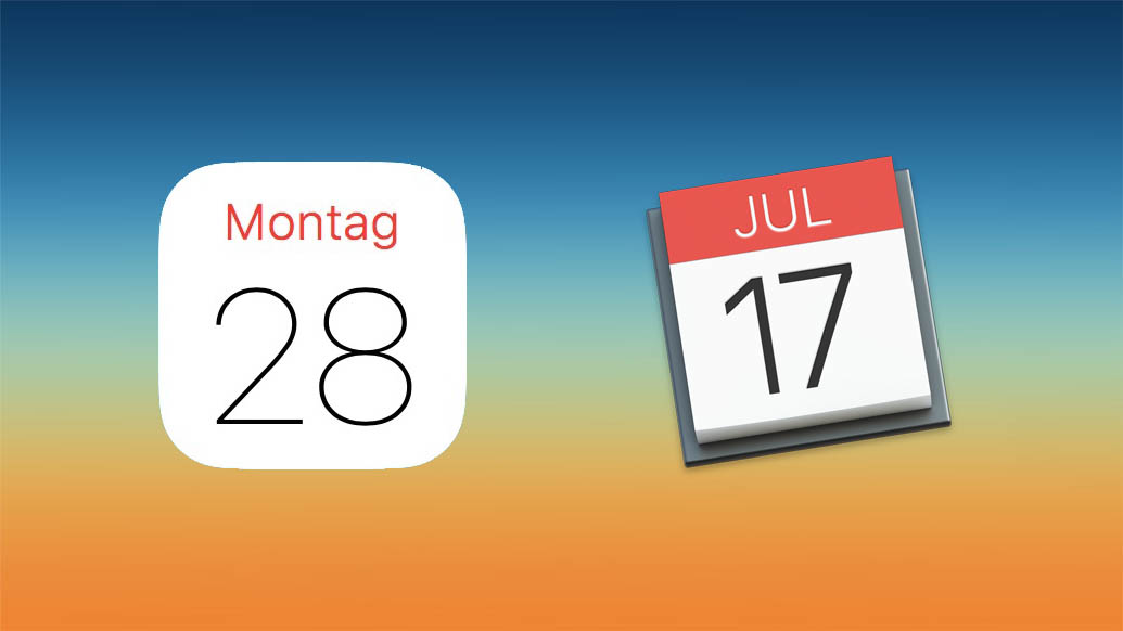 tipp gegen kalender-spam in icloud: termin-einladungen auf e-mail, Einladungen