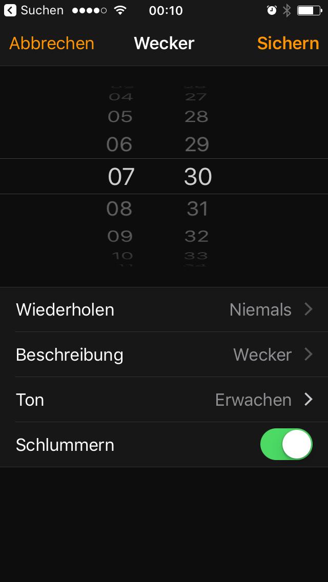 Besser Aufwachen Mit Dem Iphone Wecker Apps Für Ios Im