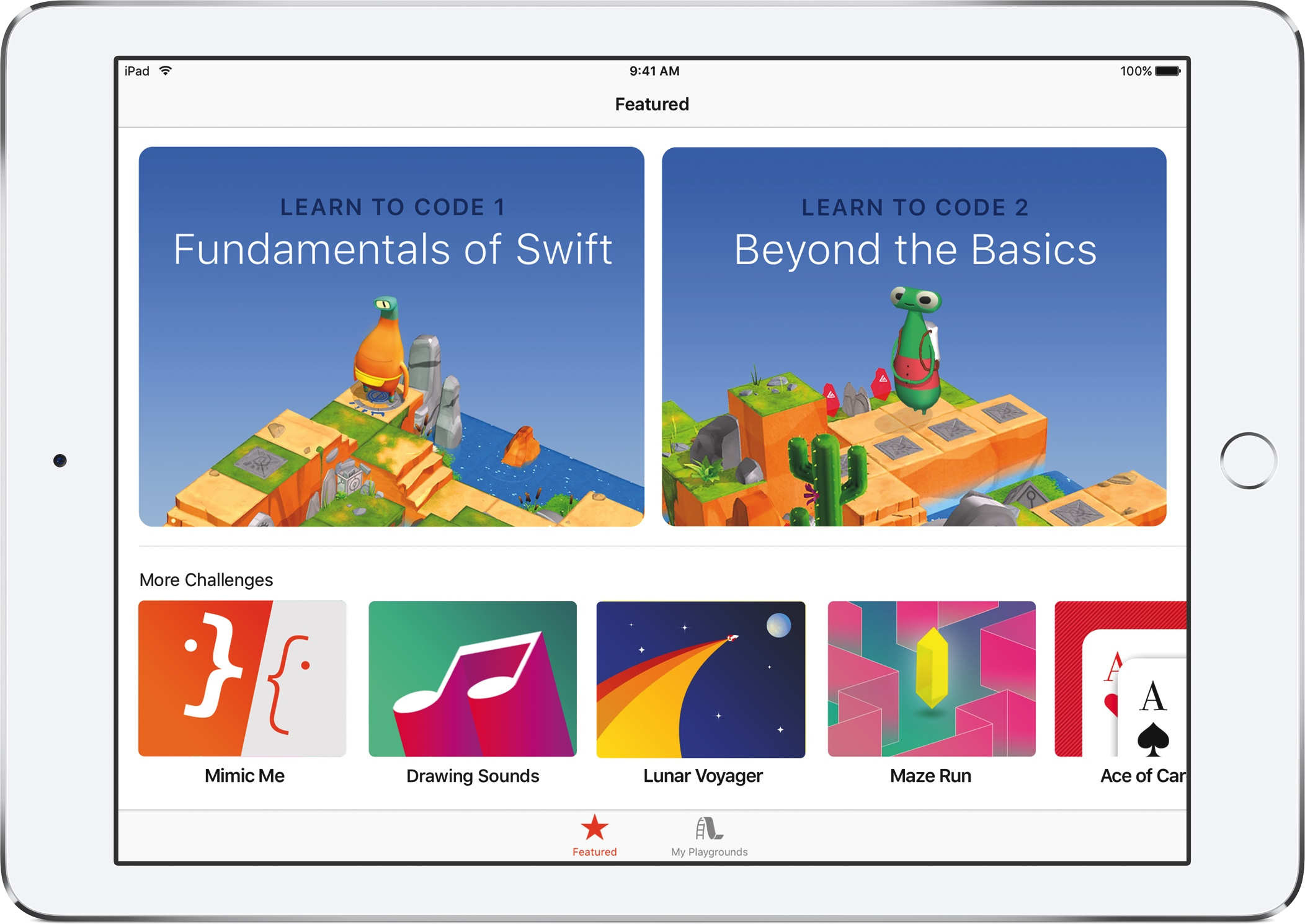 Swift Playgrounds 1.2 unterstützt MapKit & Swift 3.1 | News ...
