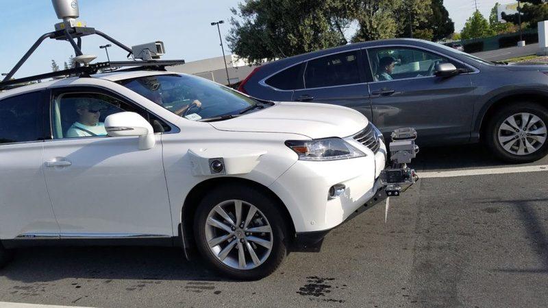 Autonomes Fahren: Apple testet in Kalifornien selbstfahrendes Auto