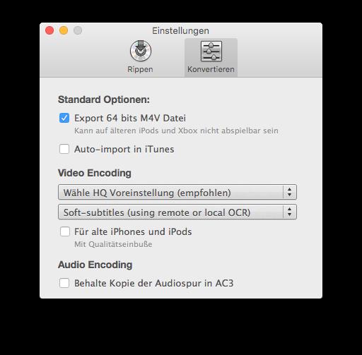 Video in MP4, MP3 und mehr als 200 +-Formate konvertieren