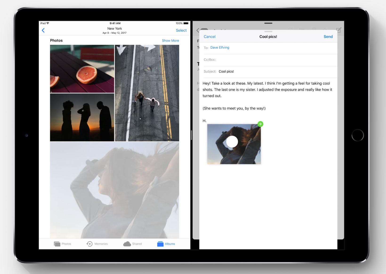 IOS 11: Entwickler entdeckt Drag & Drop Feature für iPhone