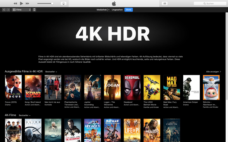 4K-Filme: Wiedergabe ausschließlich auf Apple TV 4K | News ...