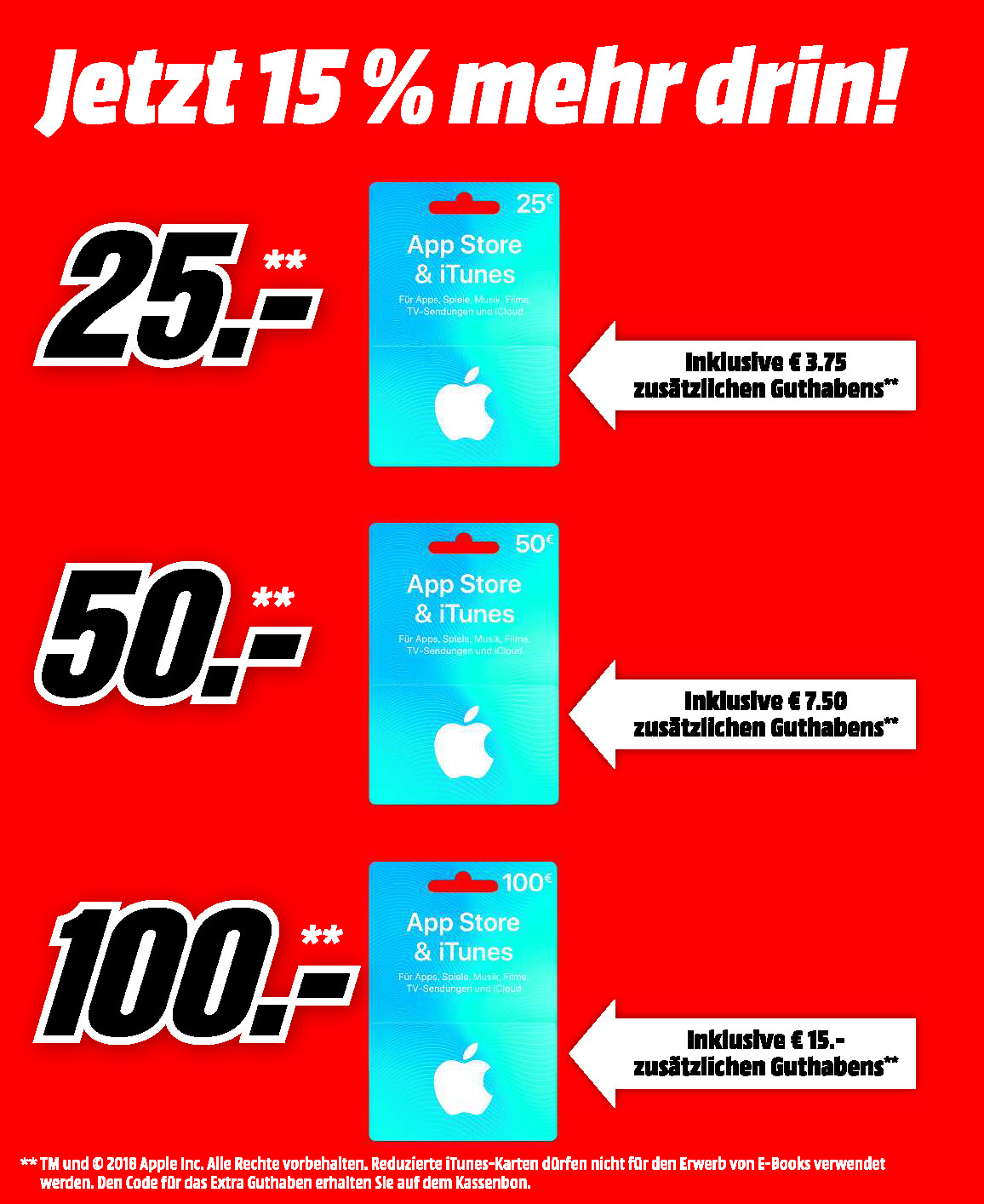 Apple Music Angebot