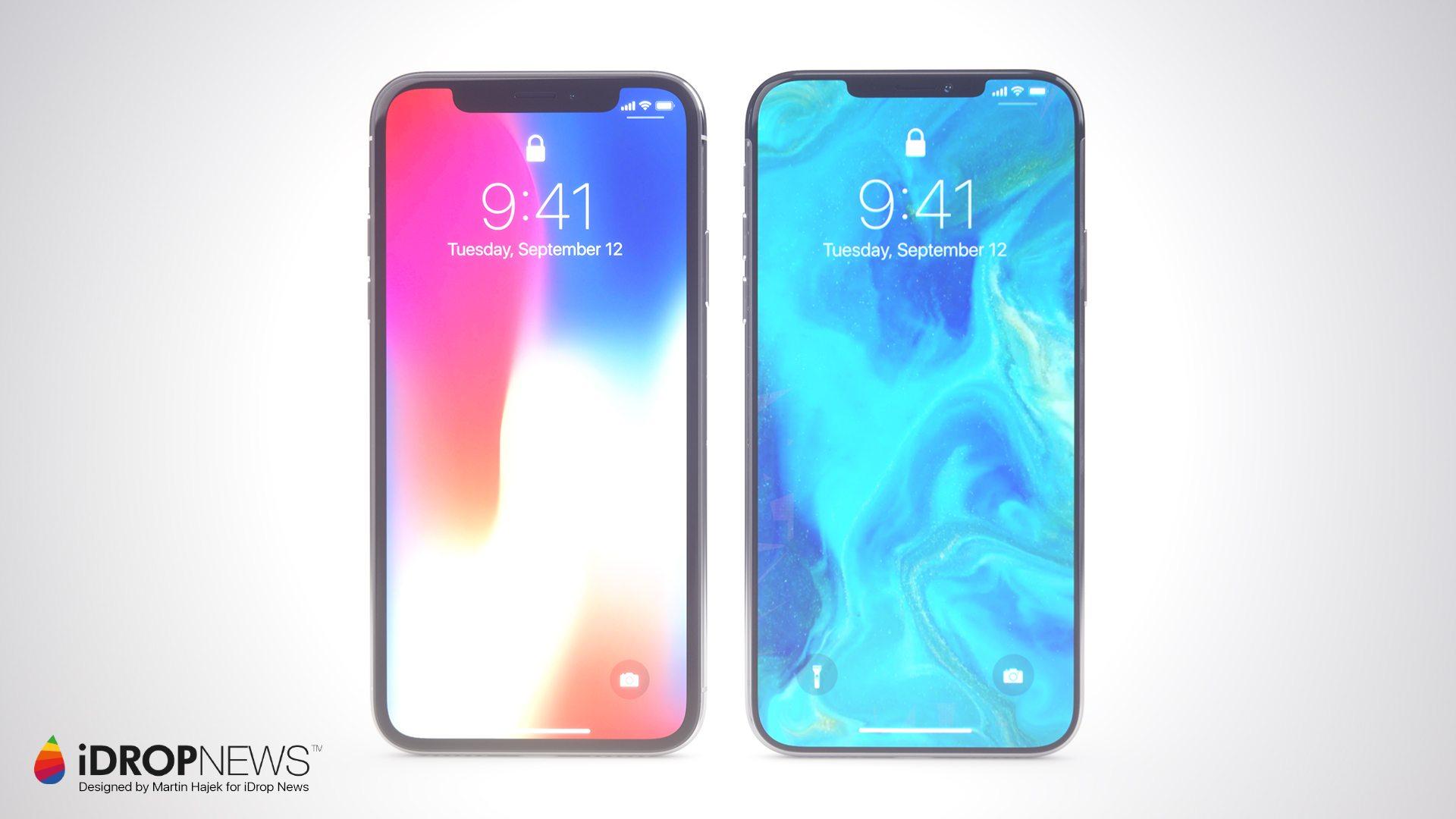 IPhone X Rendering 2018