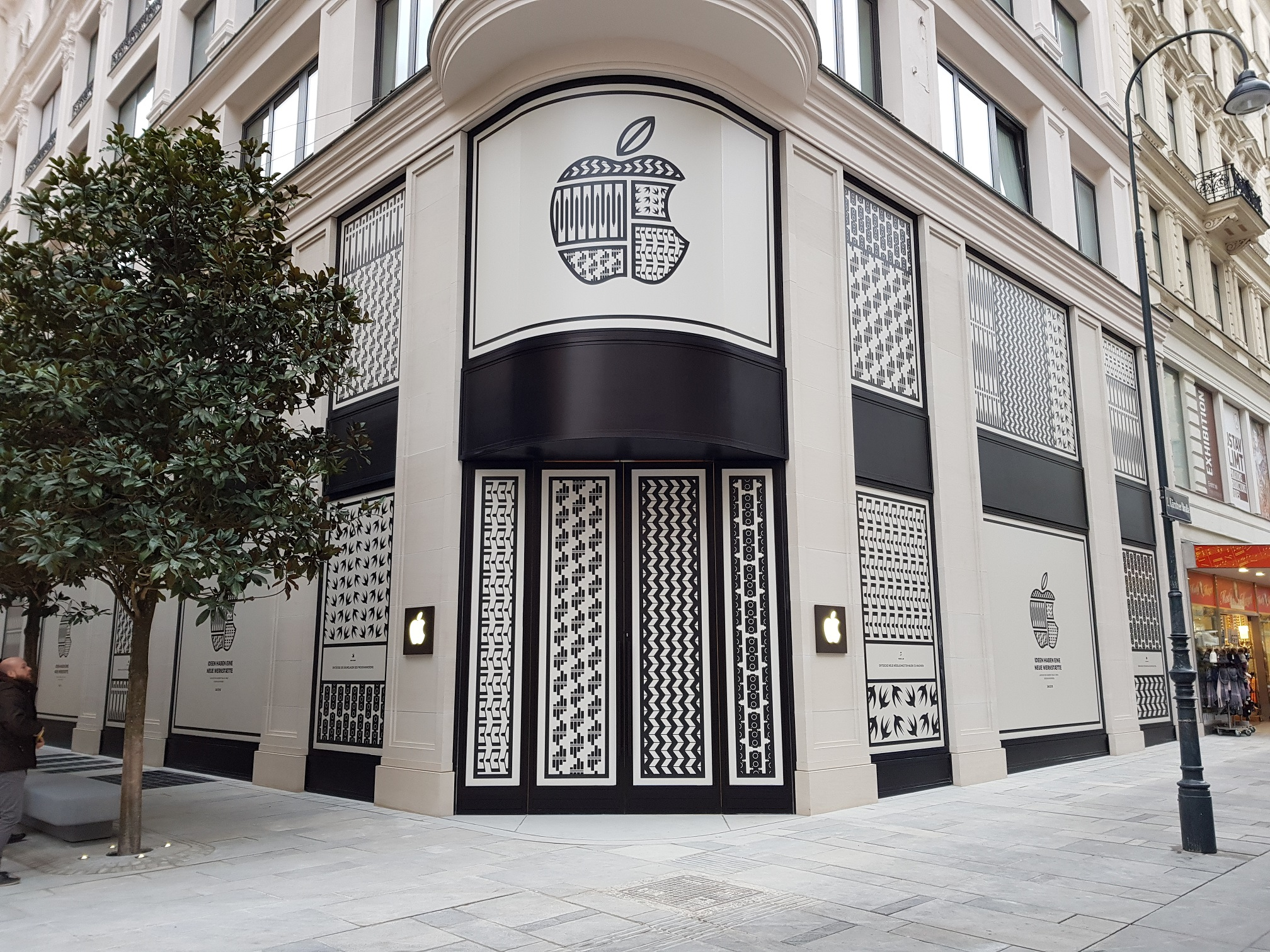 Apple Store Wien - 24.02.2018   Sonstiges   Galerie