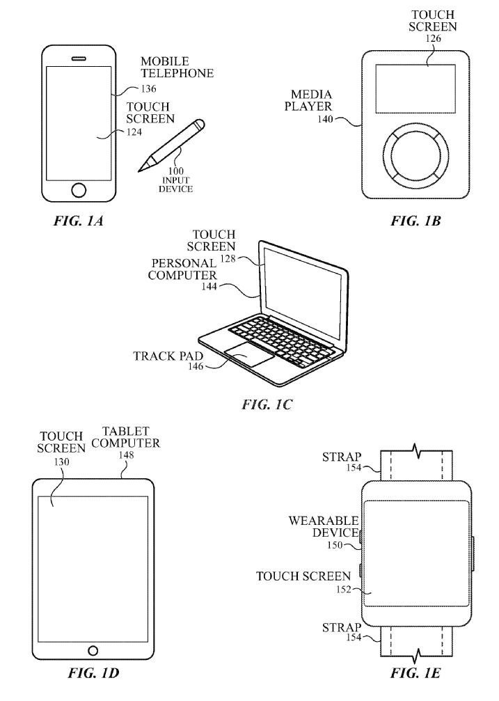 Patent: Apple Pencil für unterschiedliche Oberflächen | News ...