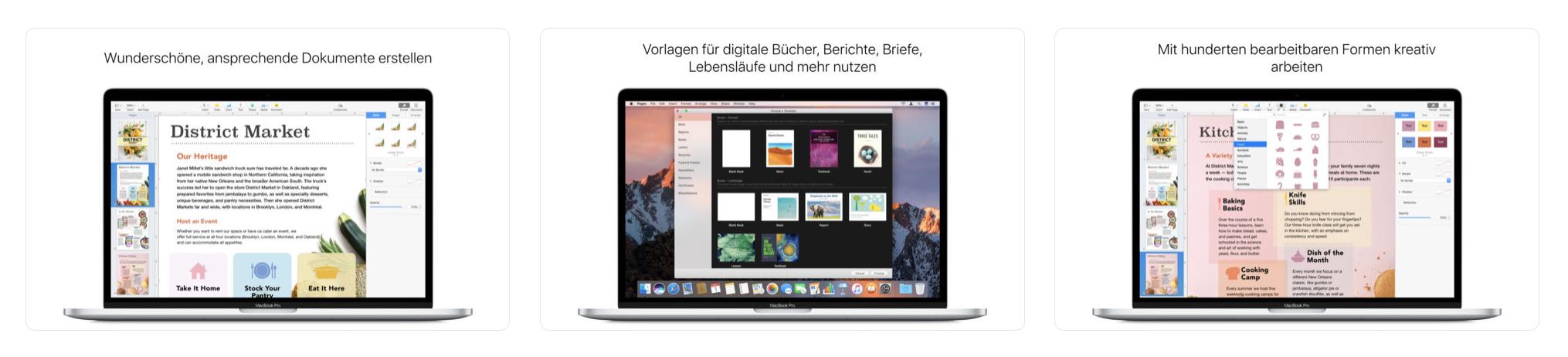 iWork: Updates für Mac und iOS nun verfügbar | News | MacTechNews.de