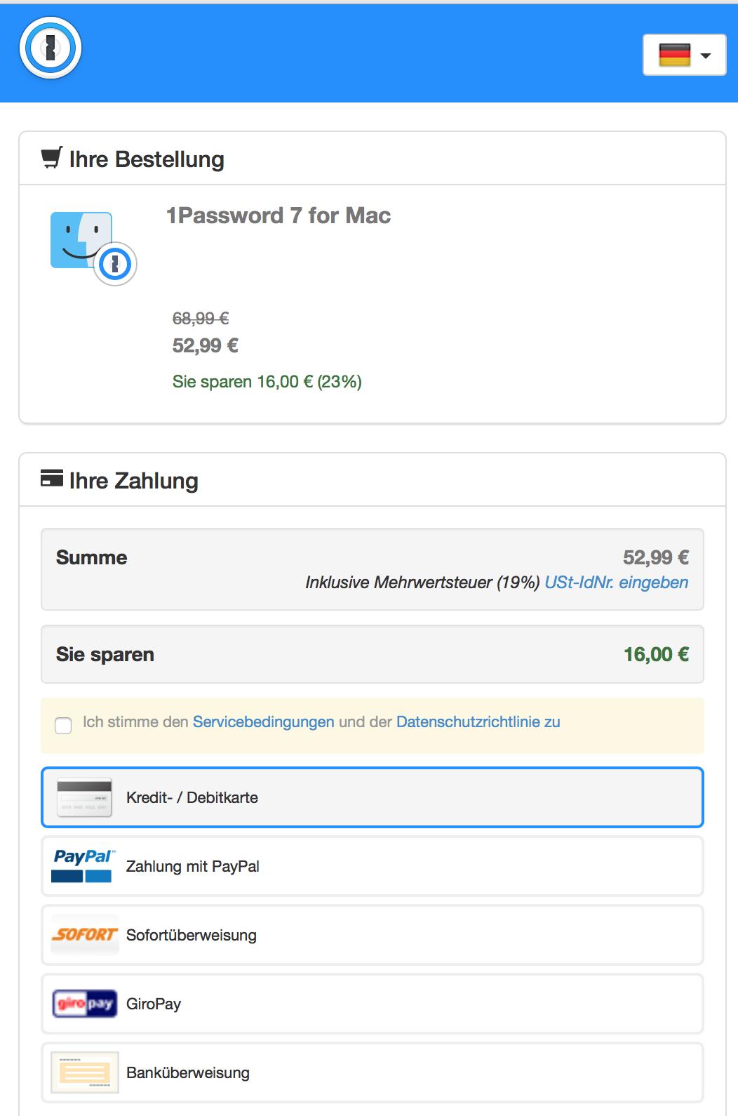1password 7 For Windows