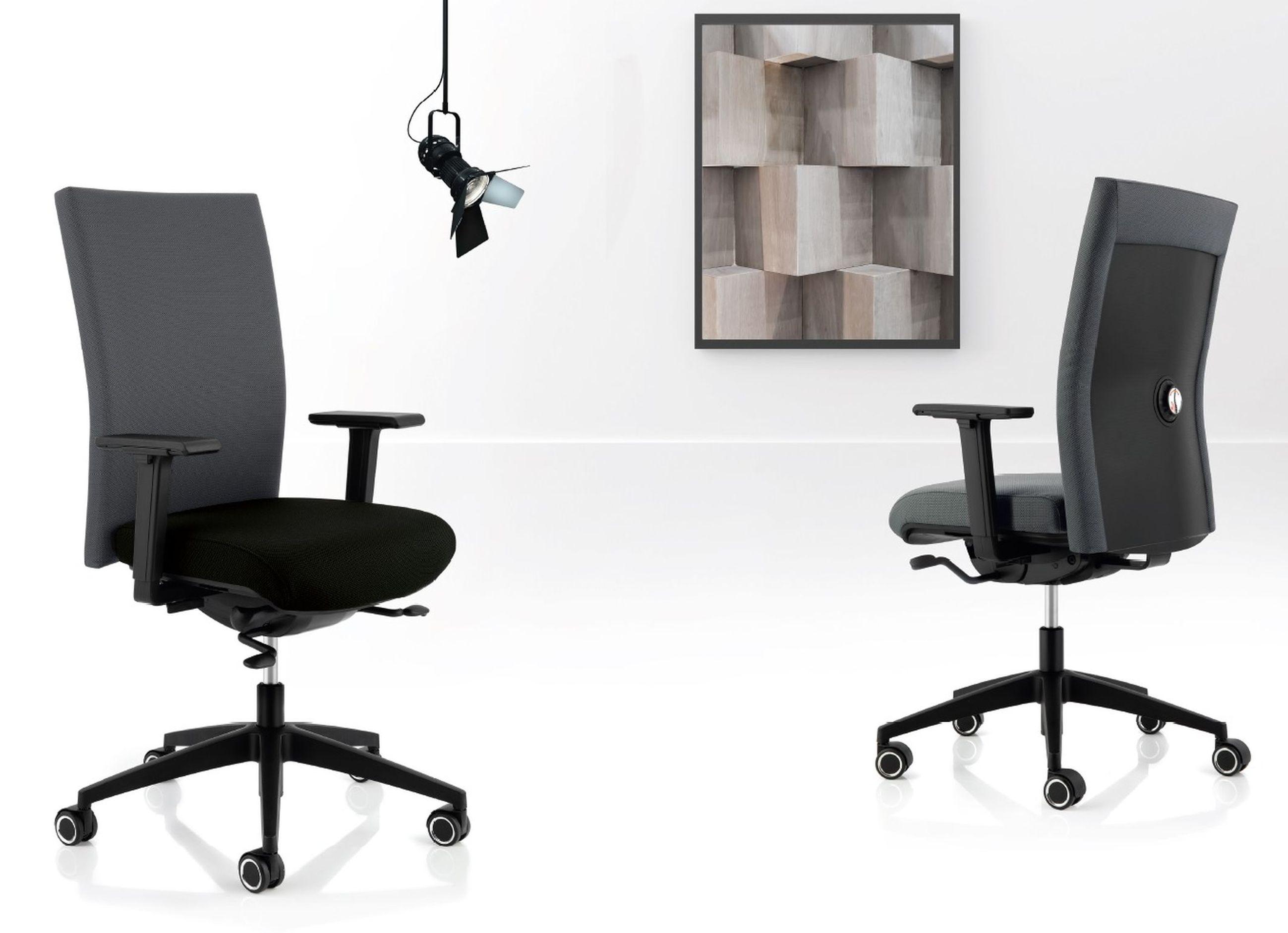 Gesund Und Bequem Am Mac Arbeitsplatz Sitzen Neue Burostuhlserie