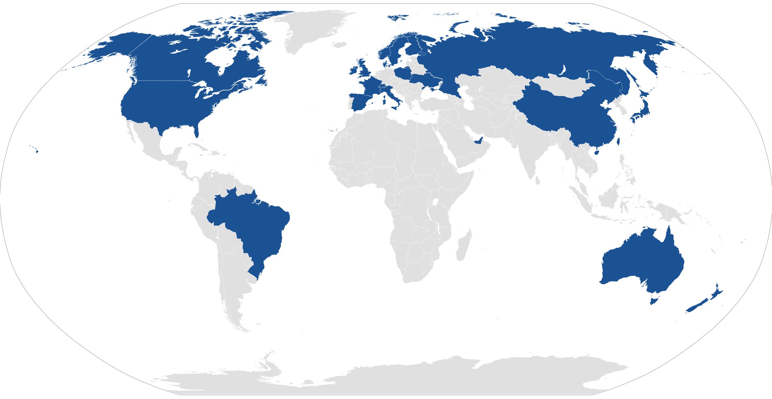 Weltkarte Wo Apple Pay Bereits Verfügbar Ist News Mactechnews De