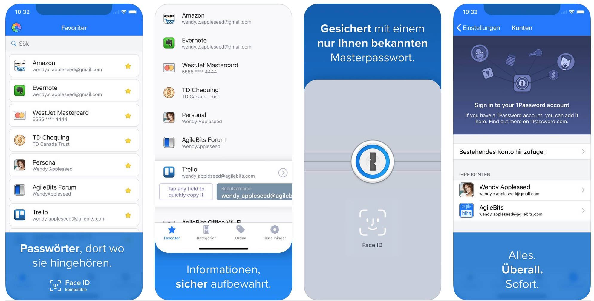 1Password 7 für iOS: Sichere Notizen mit neuen Text