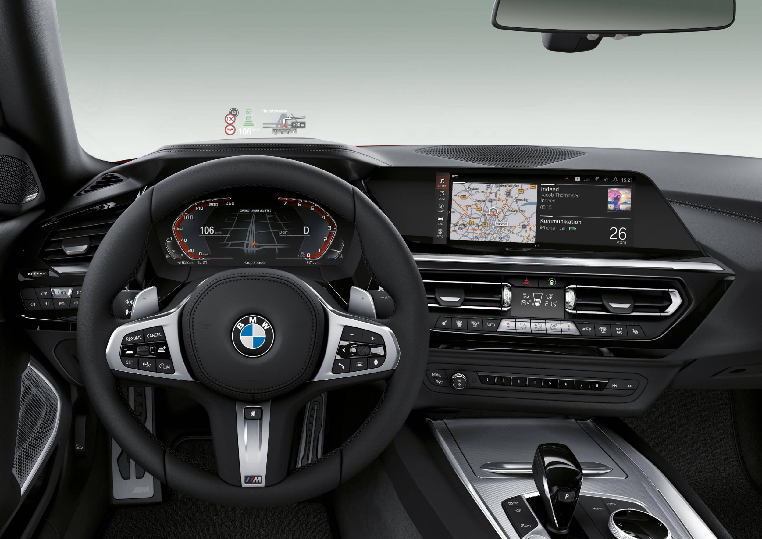 Erste Bilder: Neuer BMW Z4 - der