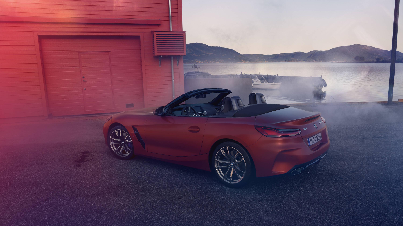 Weltpremiere: Neuer BMW Z4 startet mit Stoffdach und 340 PS