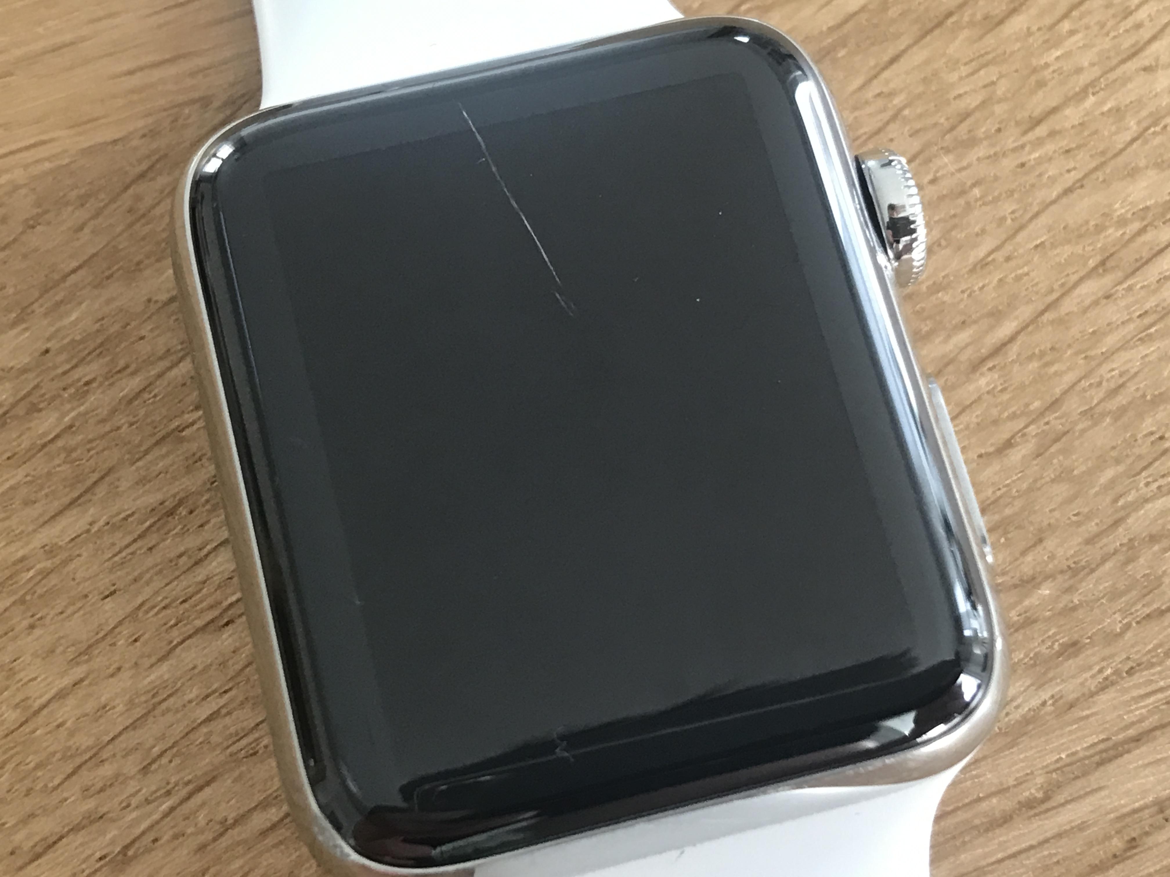 Relativ Von wegen Saphir kratzresistent... | Apple Watch | Forum YF98