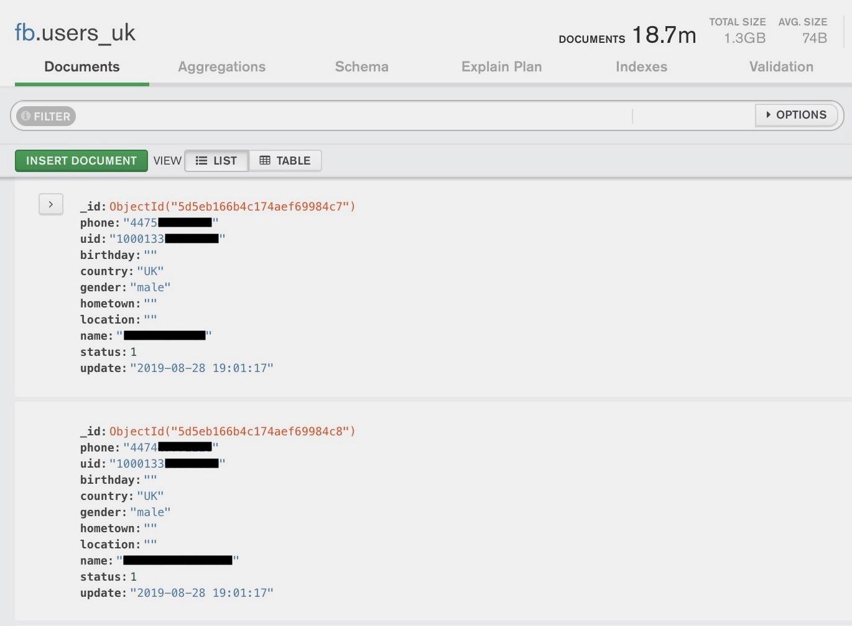 Datenschutz - Nummern von 420 Millionen Facebook-Nutzern frei zugänglich