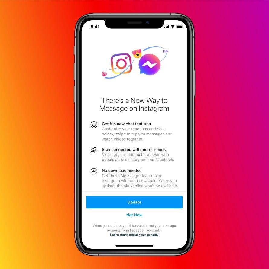 Beim instagram chat empfänger löschen Instagram alle