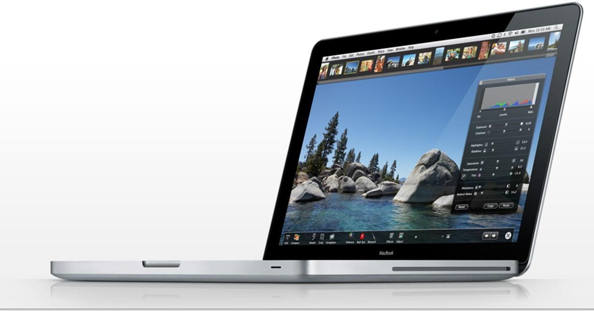 Neues Macbook