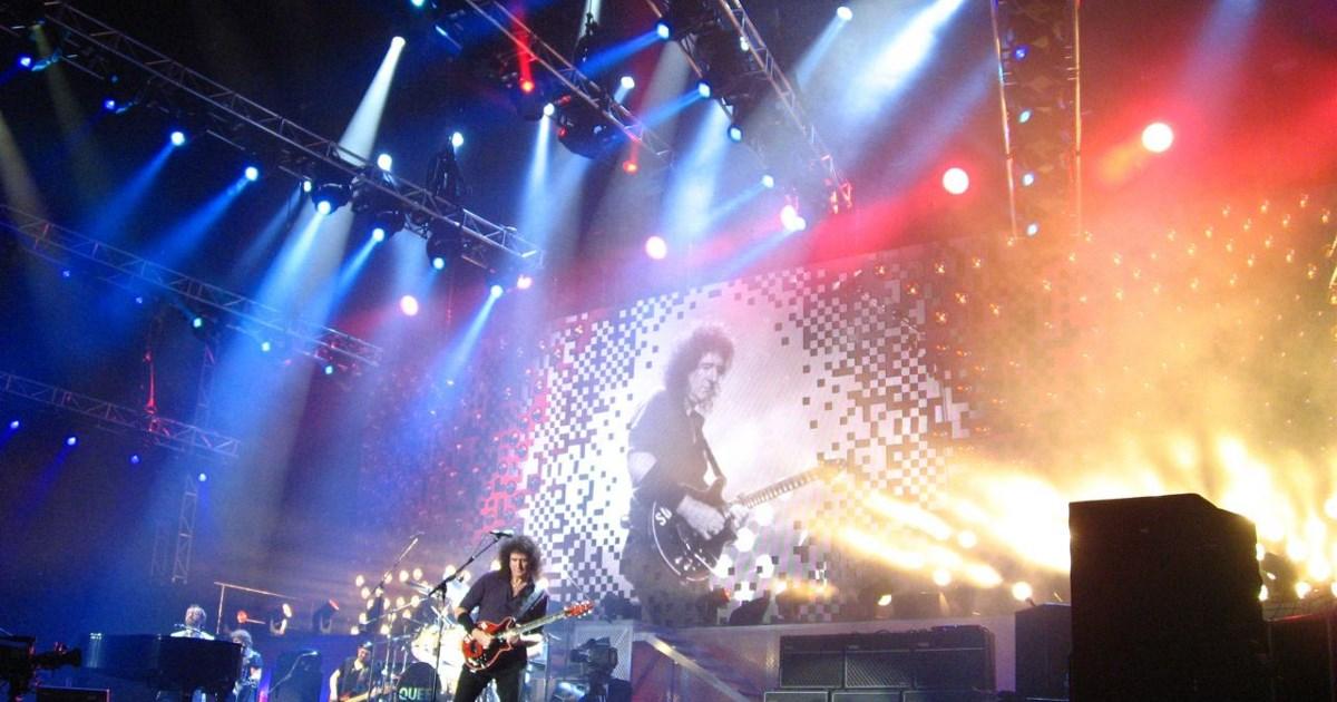 Queen Live in Wien - 01.11.2008, Bild 2 von 4 | Sonstiges ...