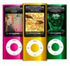 "Bild zur News ""iPod nano mit Kamera, Lautsprecher, Mikrofon, Radio und YouTube-Export"""