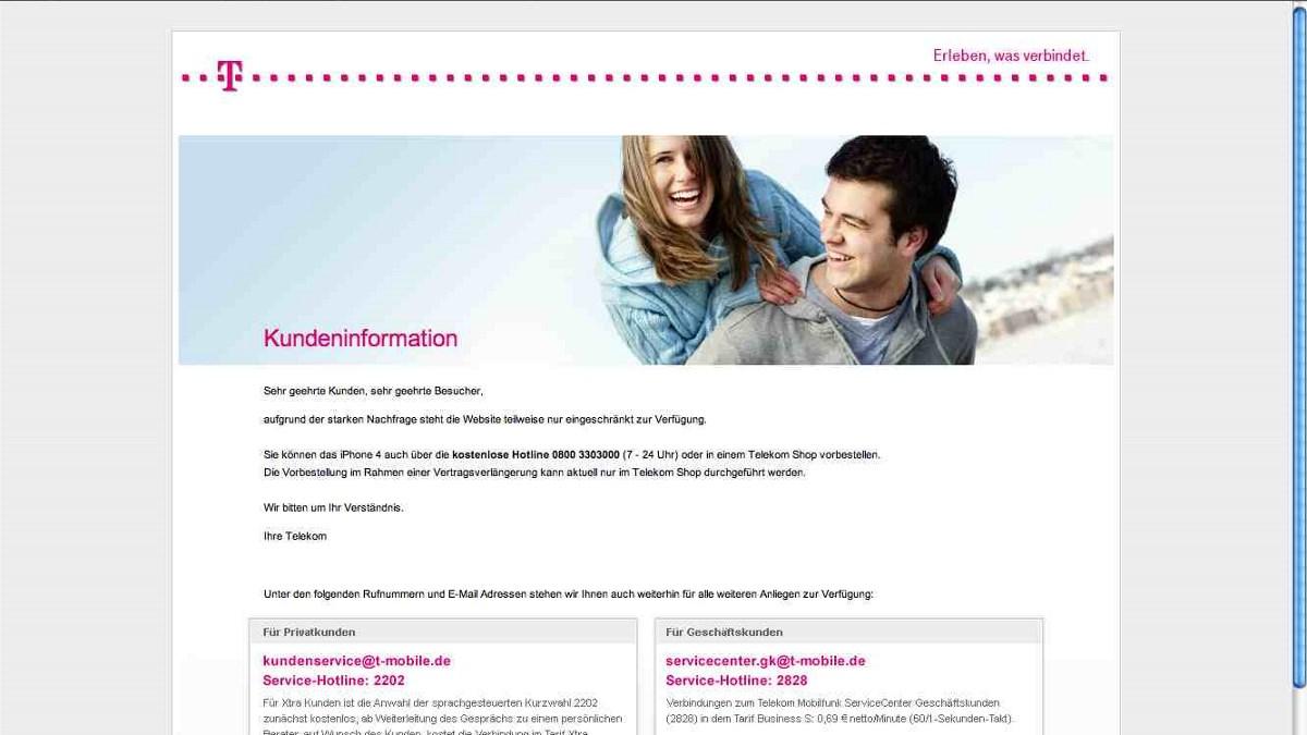 Telekom Kapituliert Sonstiges Galerie Mactechnewsde