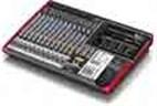 """Bild zur News """"Behringer stellt neue Mischpulte mit integriertem iPad-Dock vor"""""""